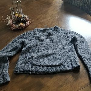 Joan Bass Wool Sweater